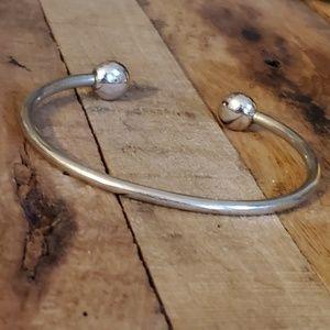 QRay Silver Bracelet